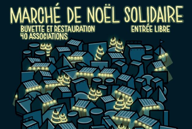 Marché de Noël solidaire 2018