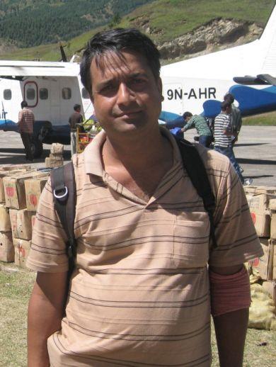 Pramod Dahal, CAED/Nepa