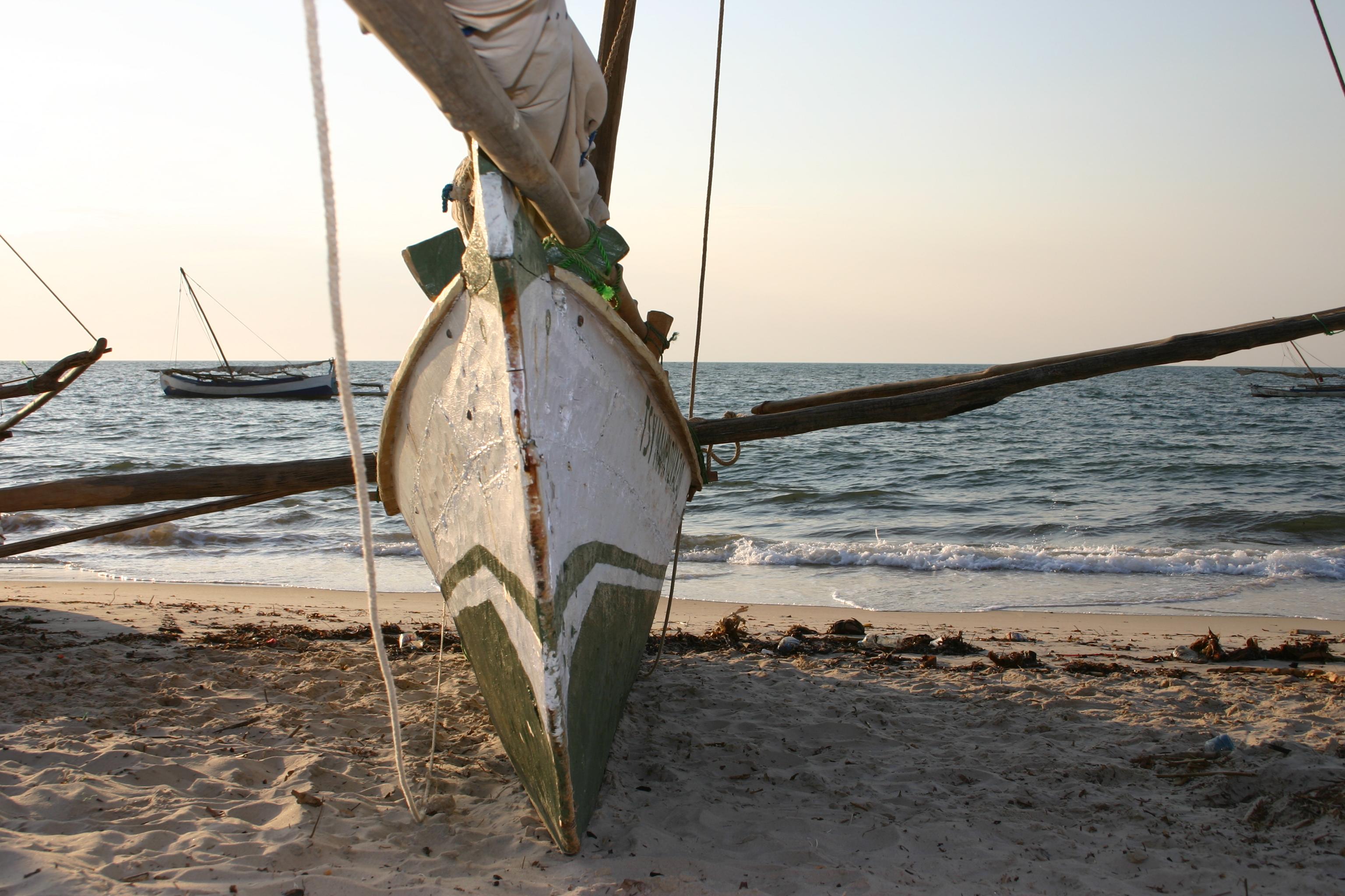 über uns, offene Stellen Mahajanga, Strand